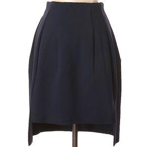 DKNY navy pencil skirt